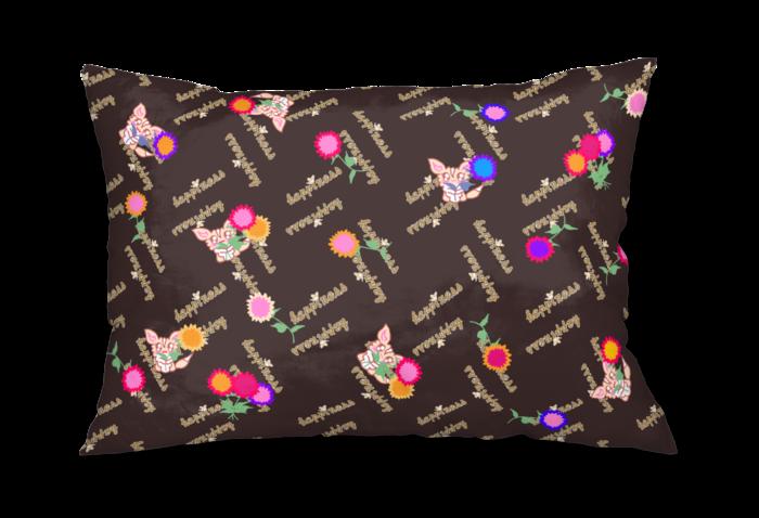 枕カバー - 43x63cm - 両面15