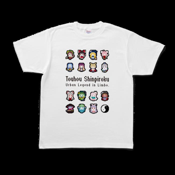 イラスト - 中/Tシャツ(白) - L