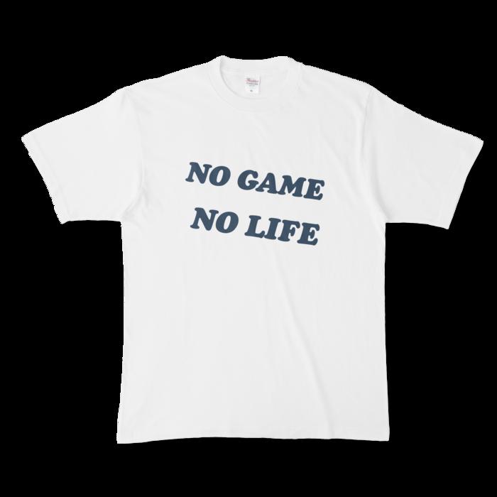 Tシャツ - XL - 白