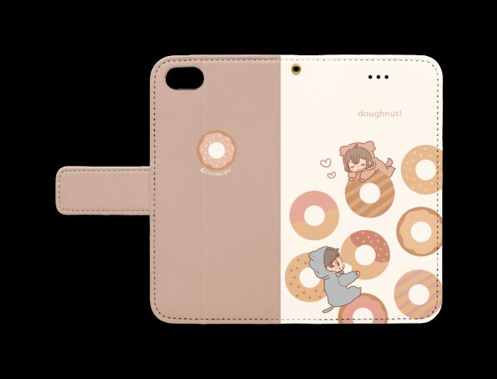 手帳型iPhoneケース - iPhone7