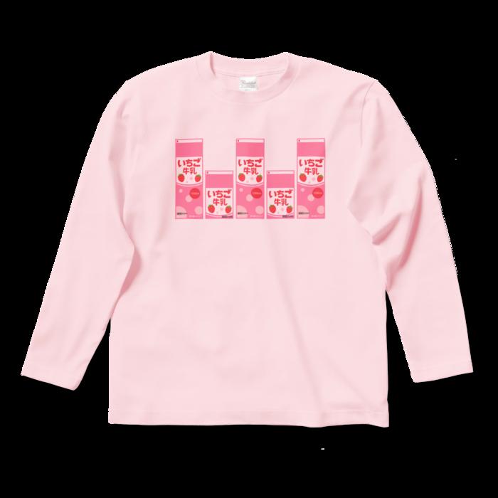 ロングスリーブTシャツ - S - 正面