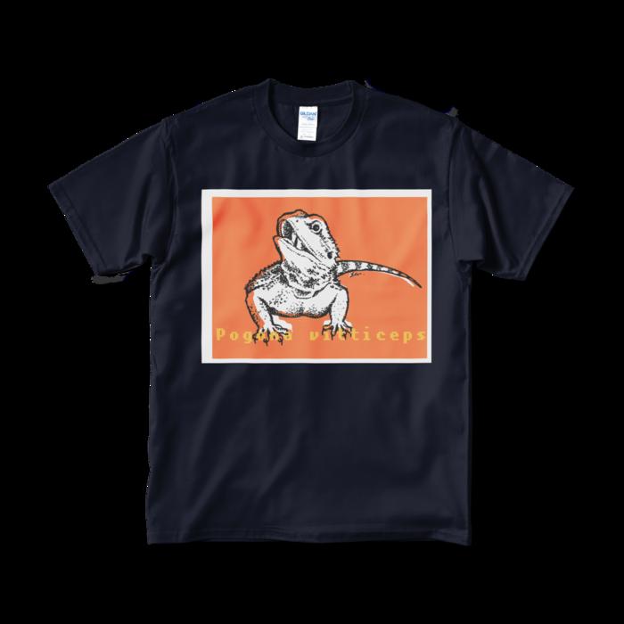 Tシャツ(短納期) - M - ネイビー(1)
