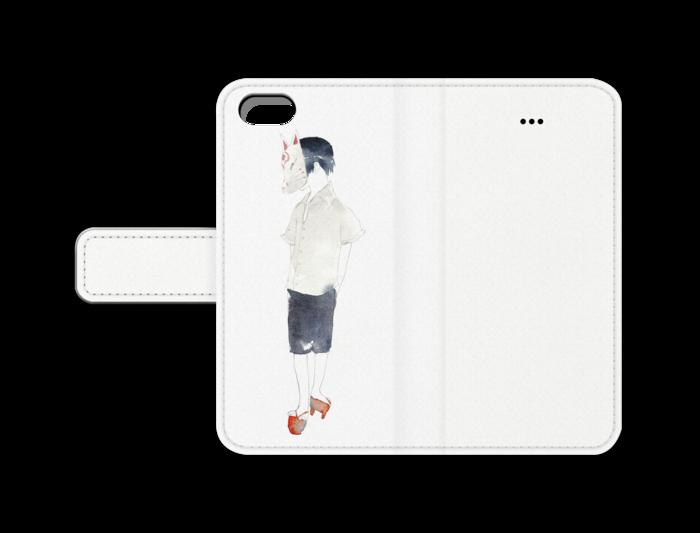 手帳型iPhoneケース - iPhone5