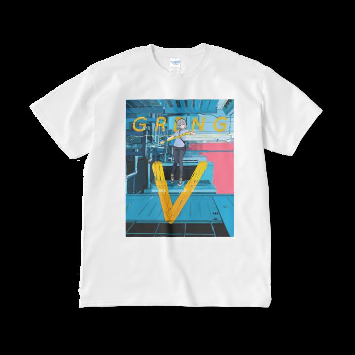 Tシャツ - XL - ホワイト
