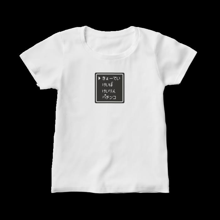 レディースTシャツ - M - 白
