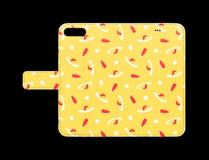 iPhone7 Plus - ストラップ穴 なし