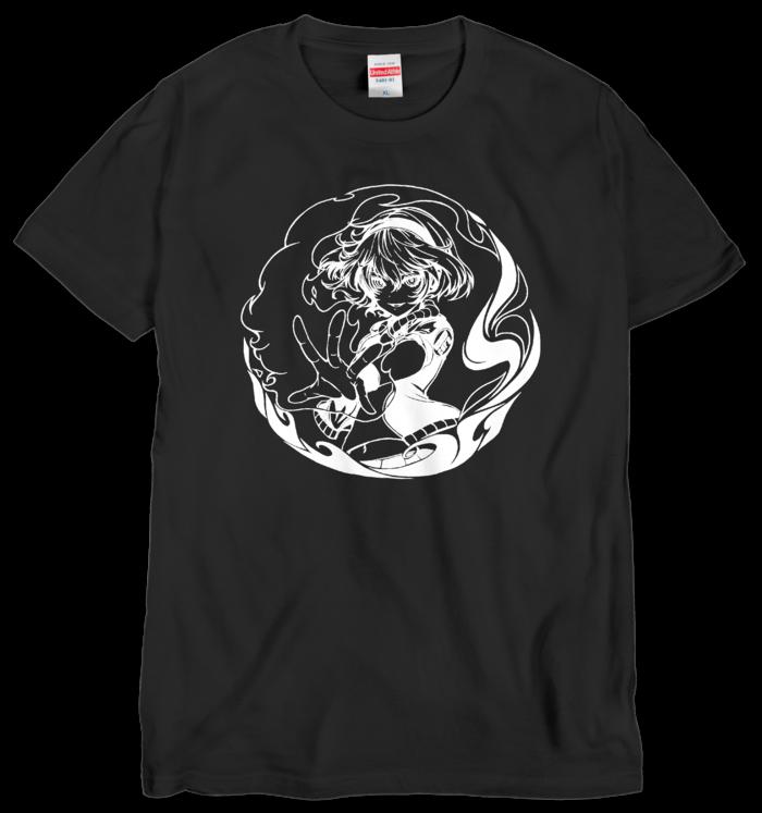 Tシャツ(シルクスクリーン印刷) - XL - 白色