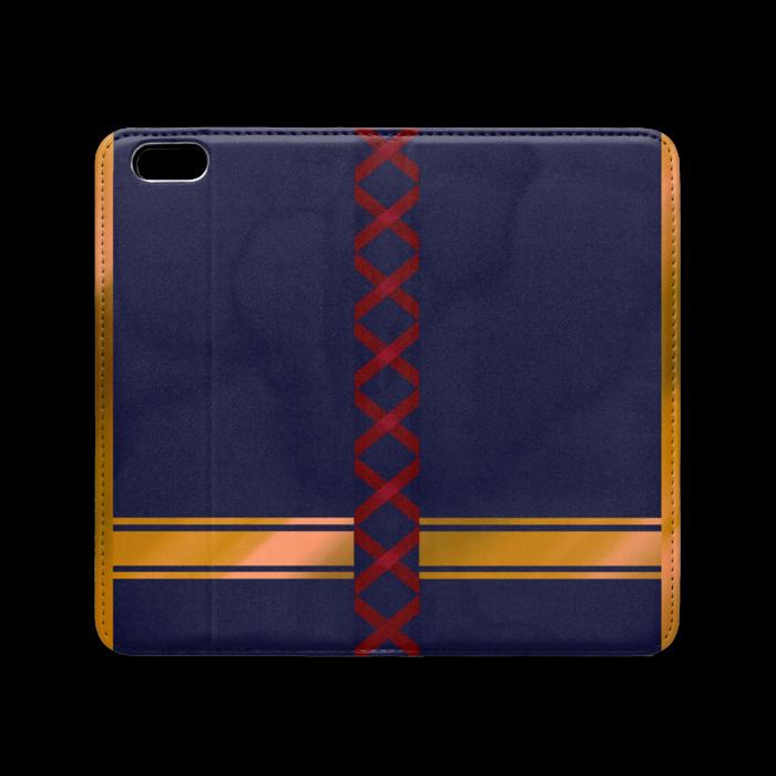 手帳型iPhoneケース(ベルトなし) - iPhone 6 Plus / 6s Plus - ストラップ穴 なし