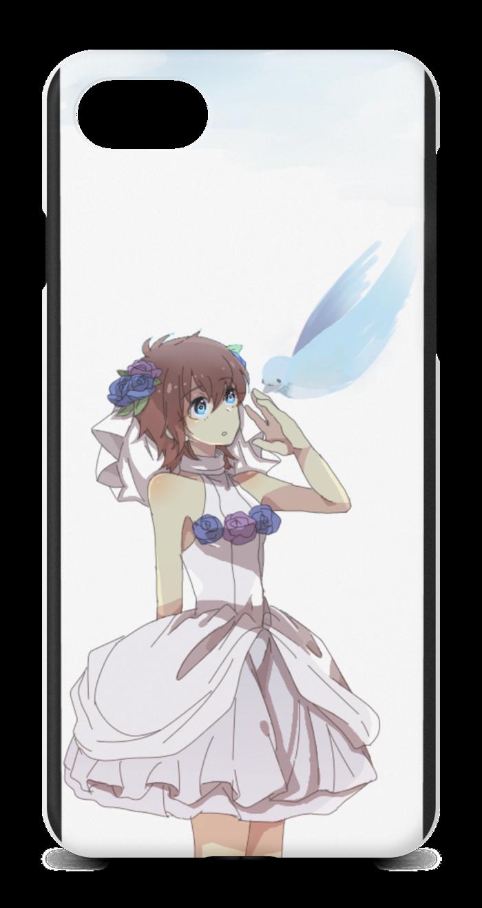 iPhoneケース - iPhone7 - 正面印刷のみ