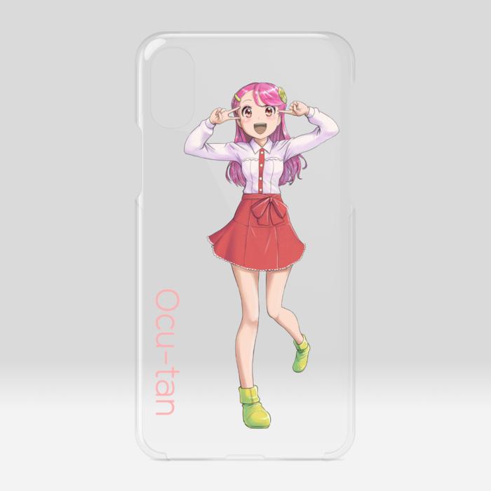 クリアiPhoneケース - iPhone X / XS