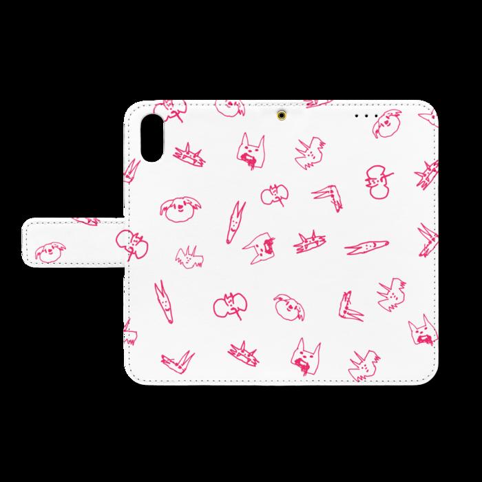 iPhone XS / X - 赤