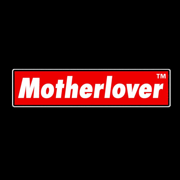 Motherloverステッカー - 160 x 160 (mm)