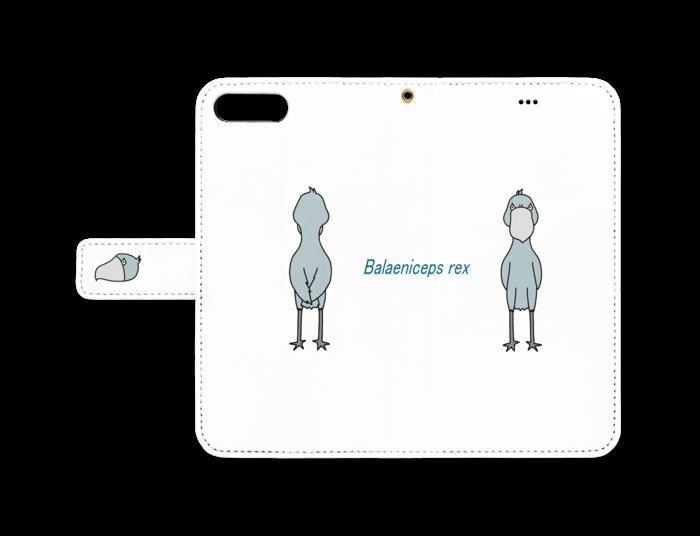 手帳型iPhoneケース - iPhone 8 Plus / 7 Plus (ベルトあり)