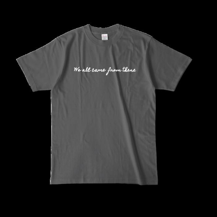 カラーTシャツ - L - チャコール