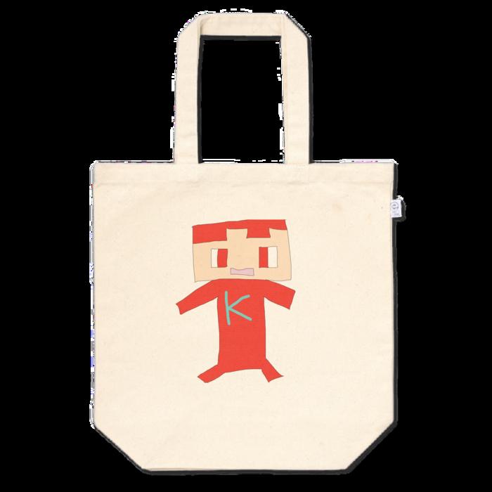 コヒ剣士のトートバッグ Mサイズ