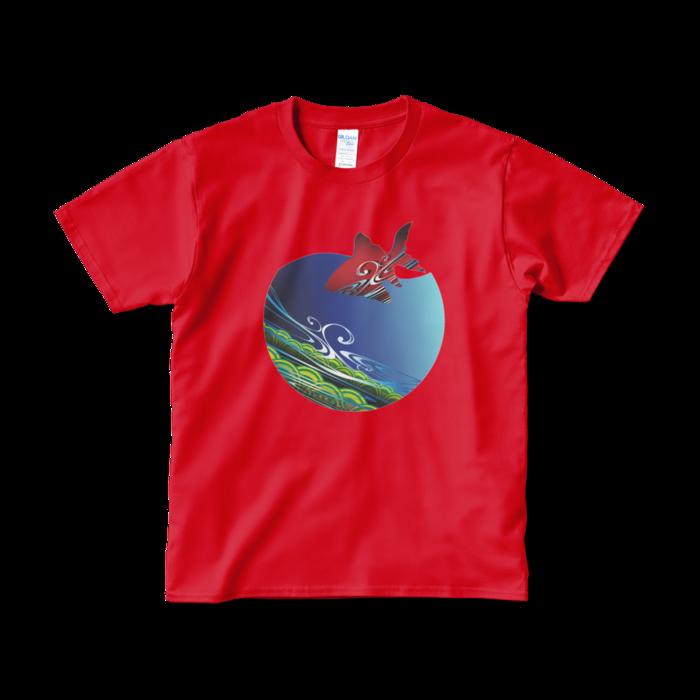 Tシャツ(短納期) - S - レッド