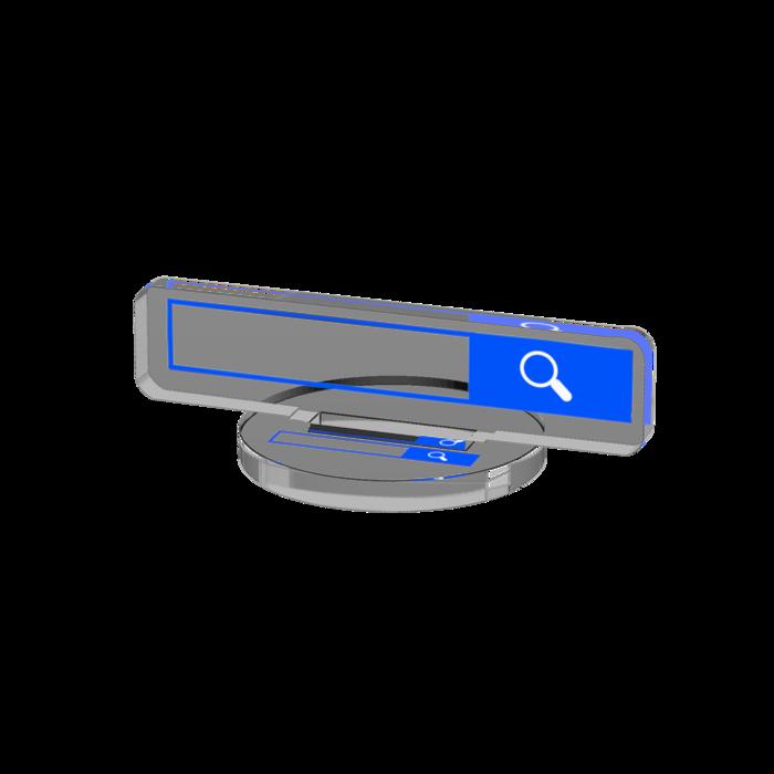 アクリルフィギュア - 50x50mm