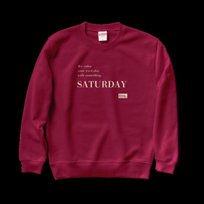 Saturday《Logo typeC》- M -