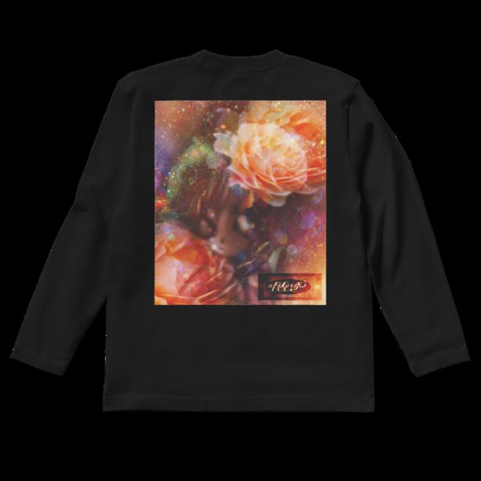 ロングスリーブTシャツ - S - ブラック
