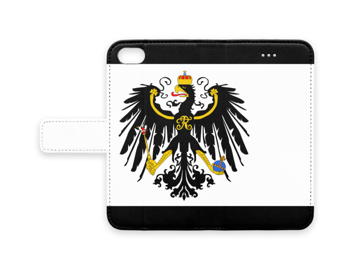 手帳型iPhone7 - ストラップ穴 なし