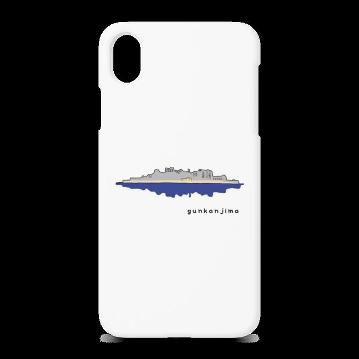 iPhoneケース - iPhone XR - 正面印刷のみ