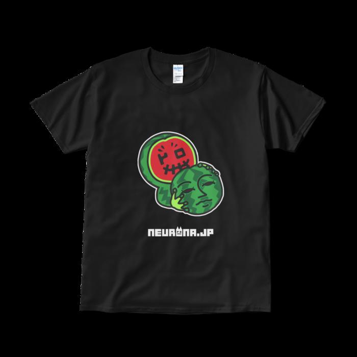 Tシャツ(短納期) - L - ブラック