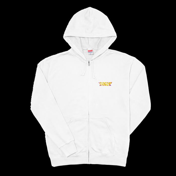 アトミックイエロー - XL - ホワイト