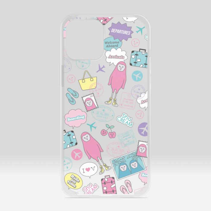 クリアiPhoneケース - iPhone12 ProMax