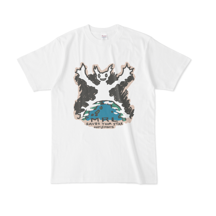 MRL様TシャツVer2 - L