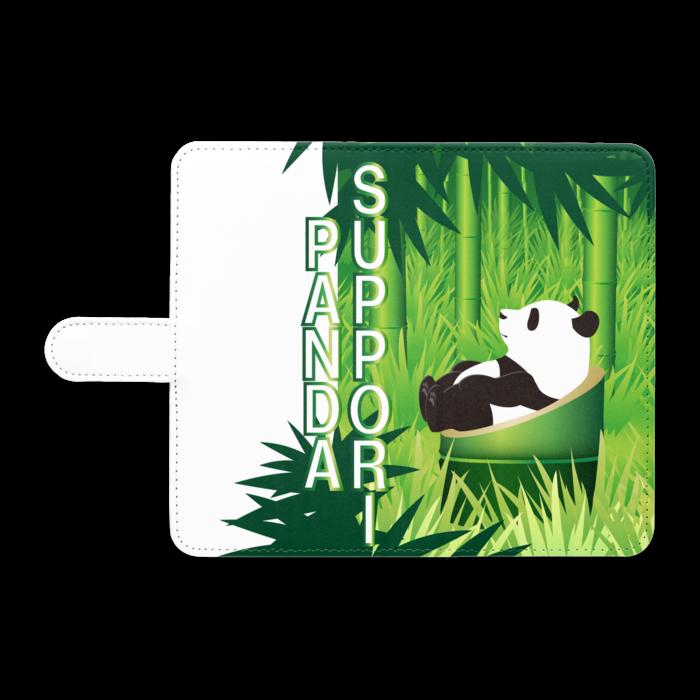手帳型Androidケース - L - ストラップ穴 なし