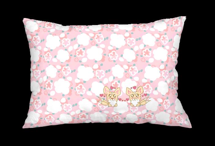 枕カバー - 43x63cm - 片面7