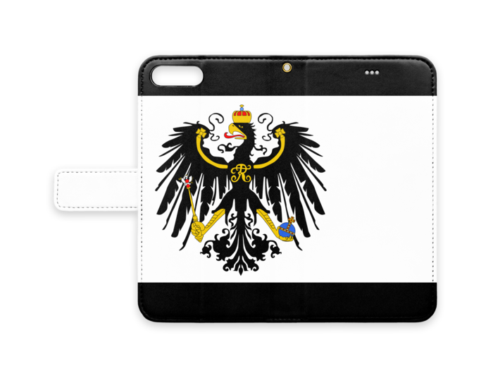 手帳型iPhone7 Plus - ストラップ穴 あり