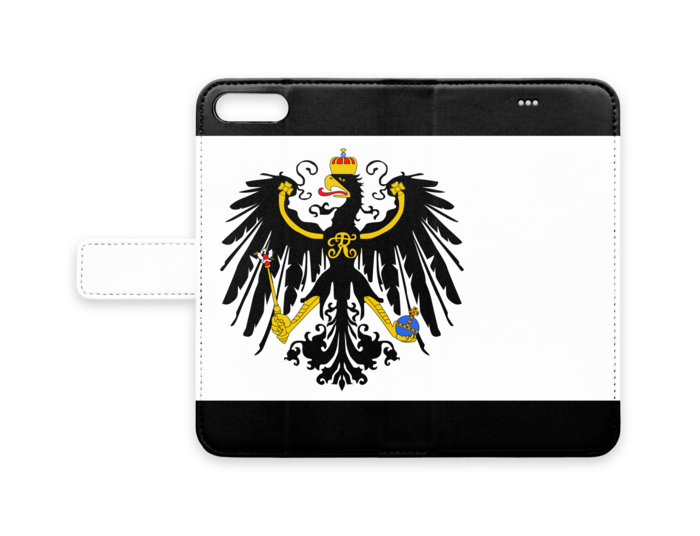 手帳型iPhone7 Plus - ストラップ穴 なし