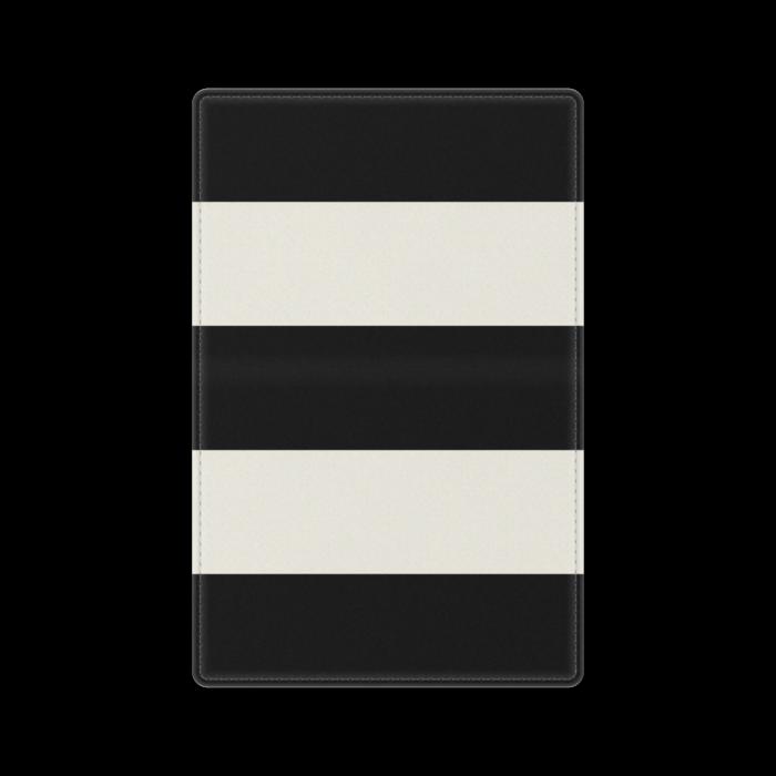 レザー製名刺入れ - 70x50(mm)