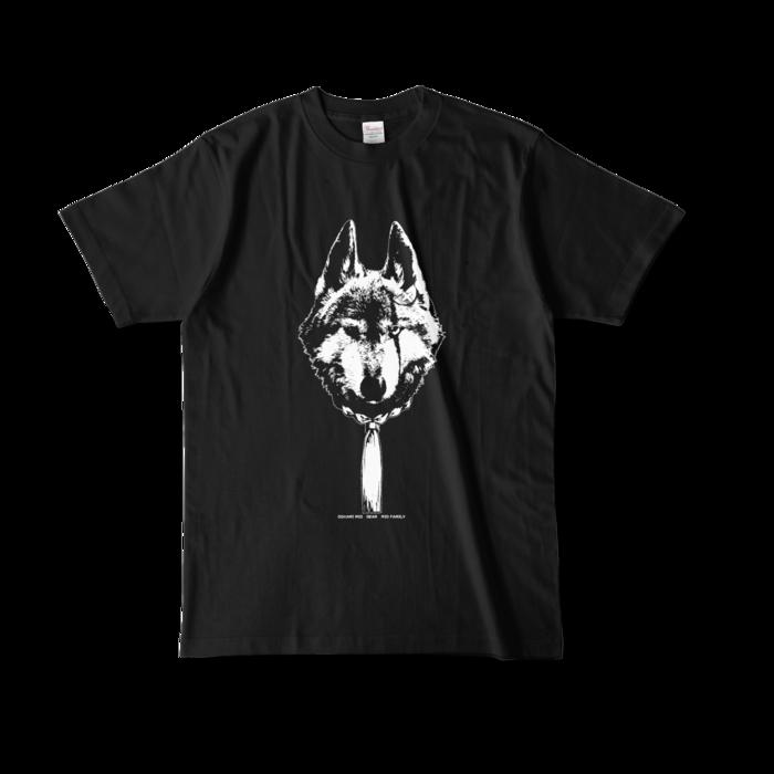 カラーTシャツ - L - ブラック