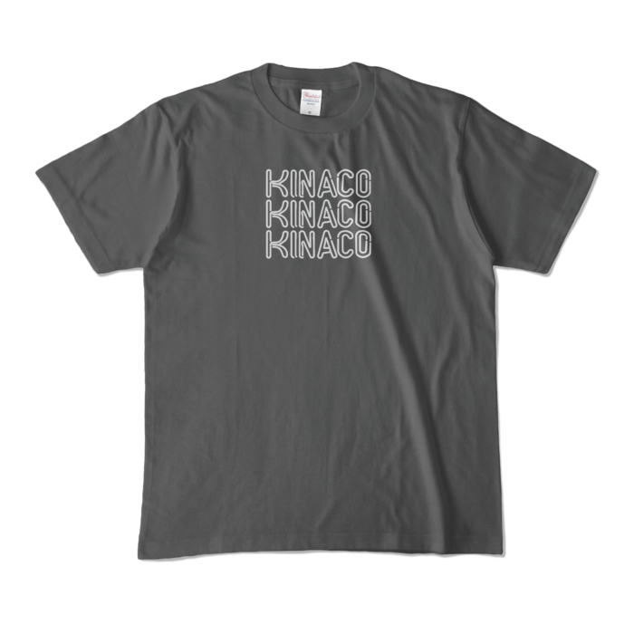 カラーTシャツ - M - チャコール (濃色)