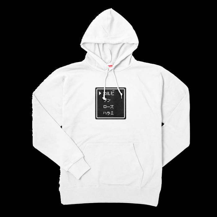 パーカー - XL - ホワイト