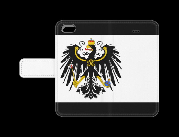 手帳型 iPhone5 - ストラップ穴 なし
