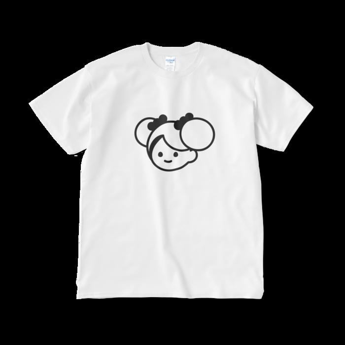 アイクラちゃんTシャツ イラスト【大】  - XLサイズ-
