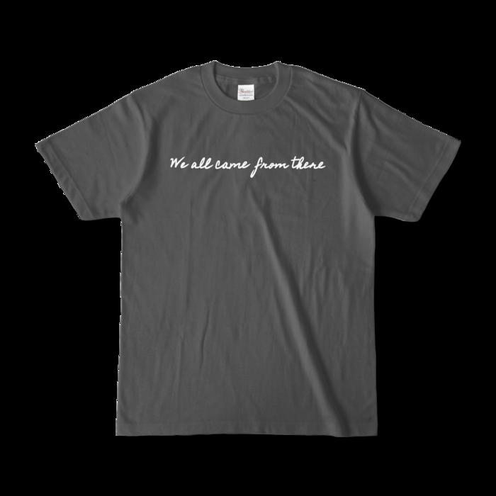 カラーTシャツ - S - チャコール