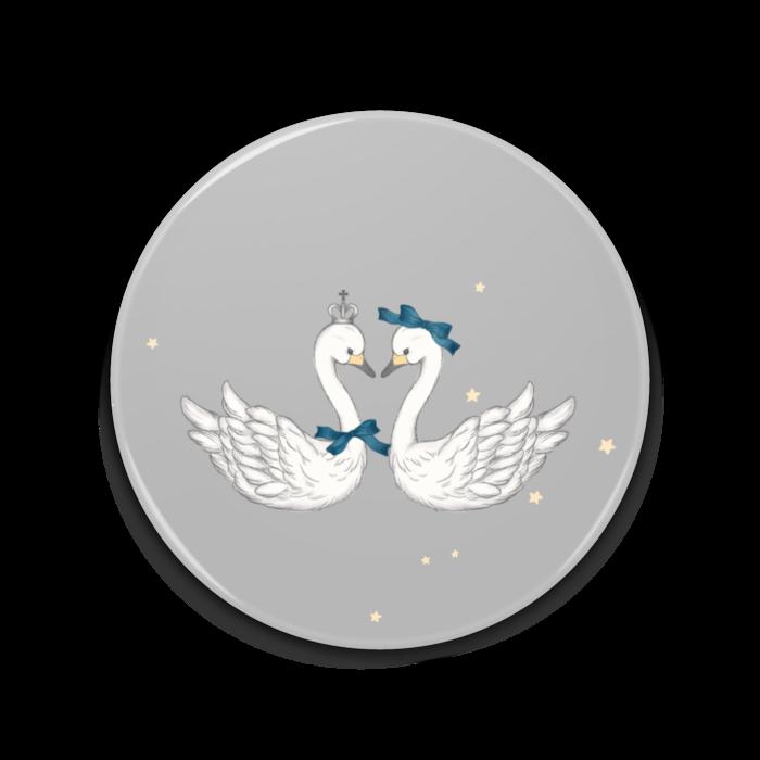 【白鳥】灰 - 75mm