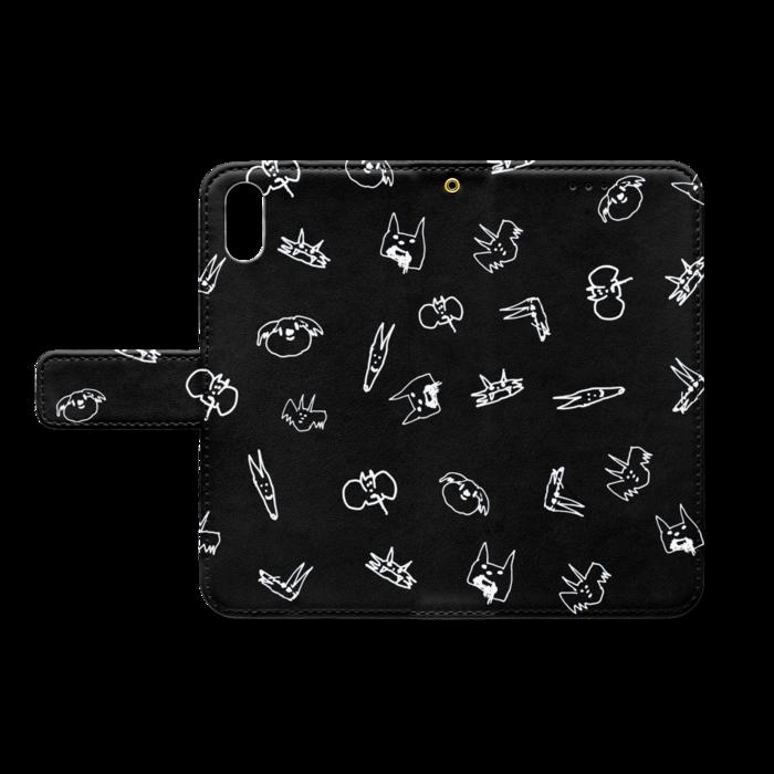 iPhone XS / X - 黒