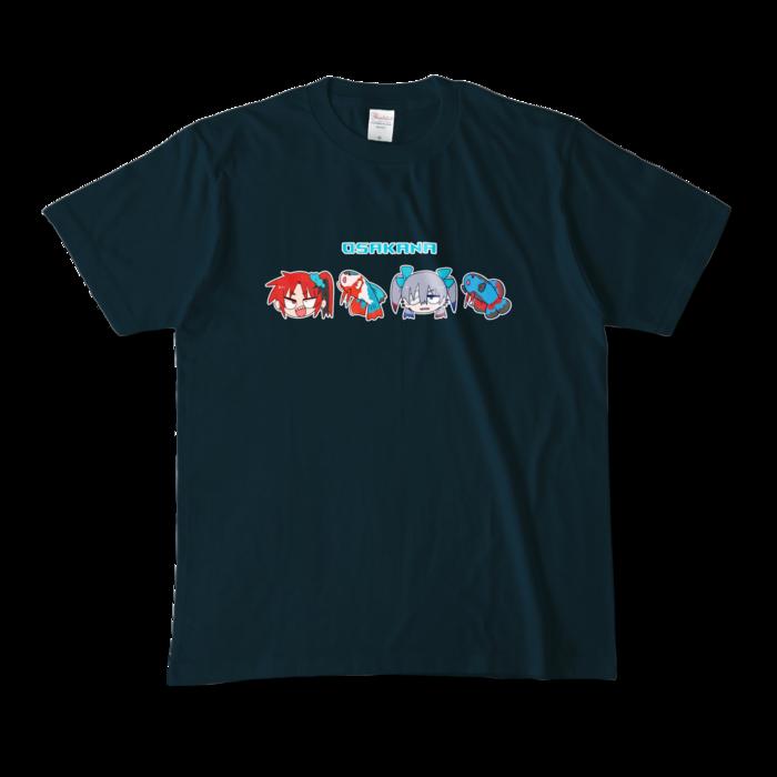 カラーTシャツ - M - ネイビー (濃色)