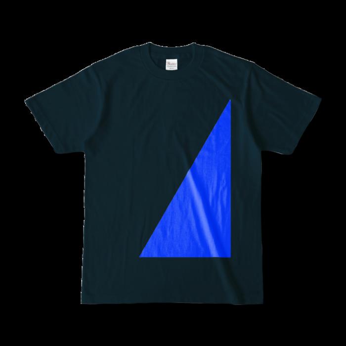 カラーTシャツ - S - ネイビー (濃色)
