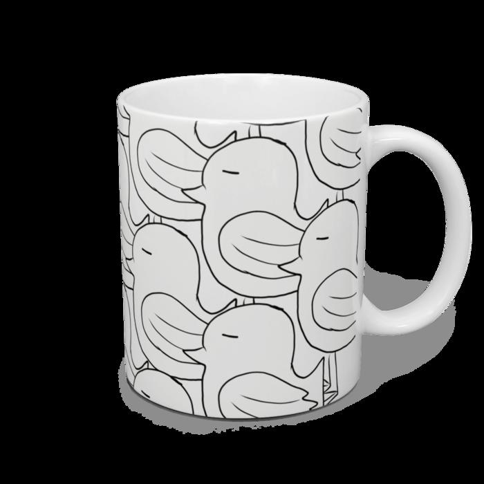マグカップ - 直径 8 cm / 高さ 9.5 cm