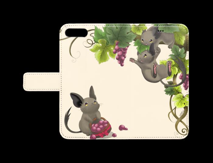 手帳型iPhoneケース - iPhone7 Plus