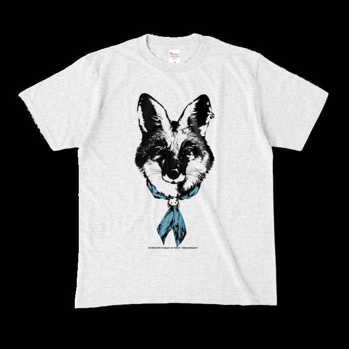 カラーTシャツ - M - アッシュ (淡色)