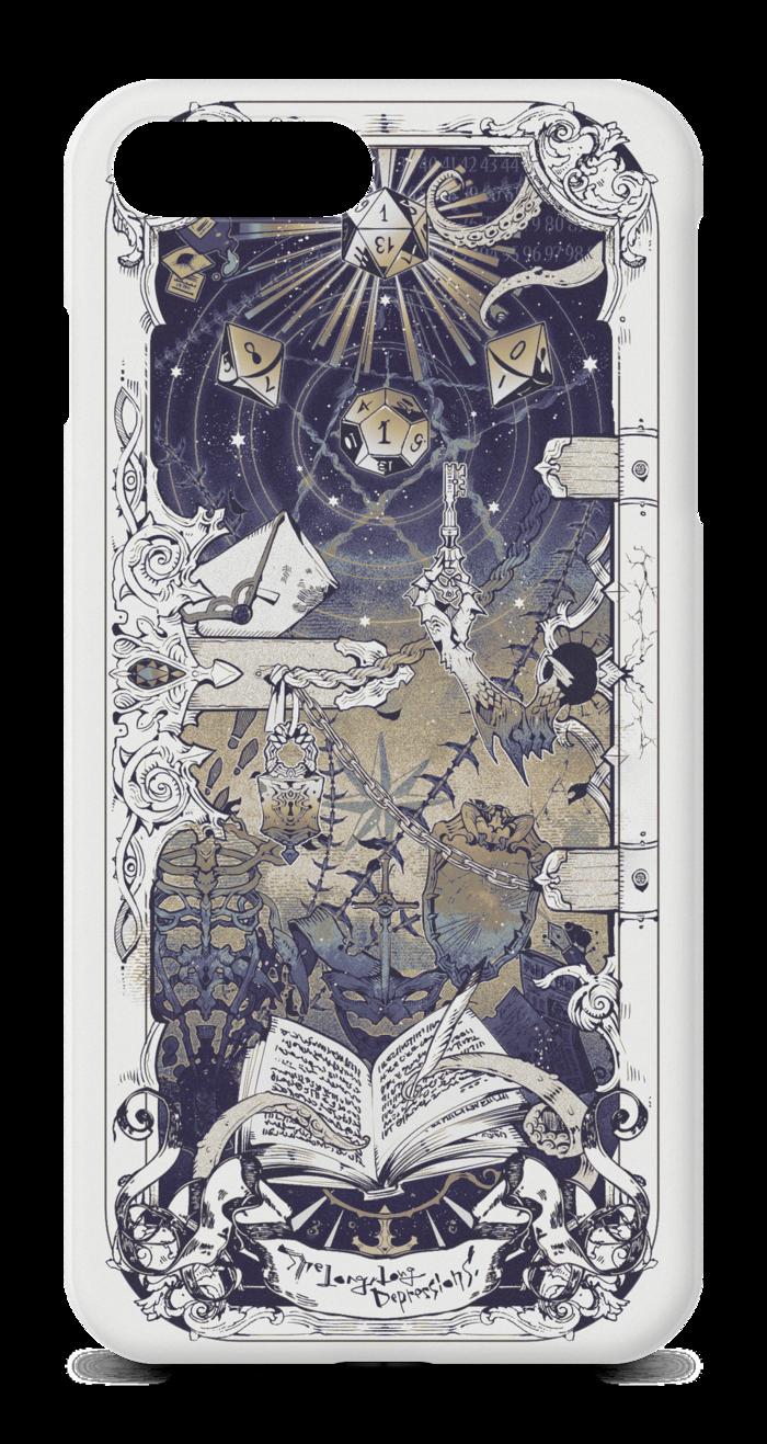 iPhoneケース - iPhone 8 Plus / 7 Plus - 正面印刷のみ