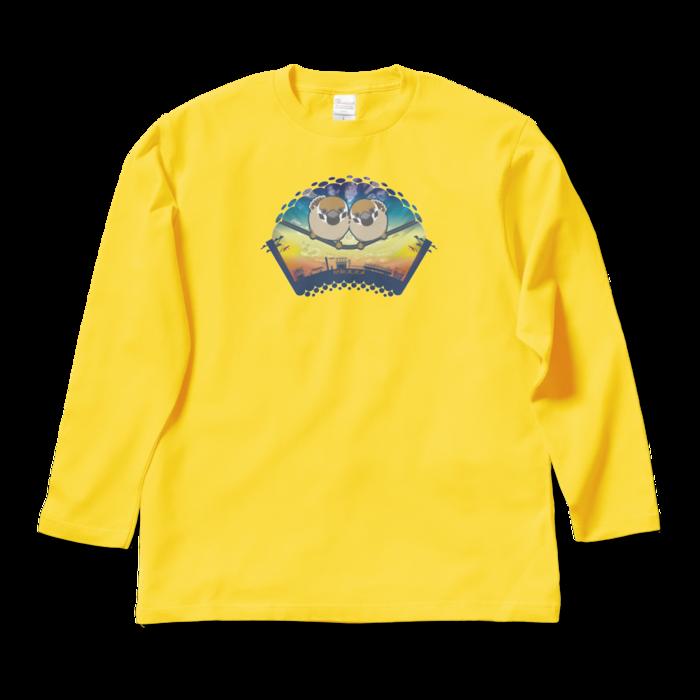 ロングスリーブTシャツ - L - デイジー