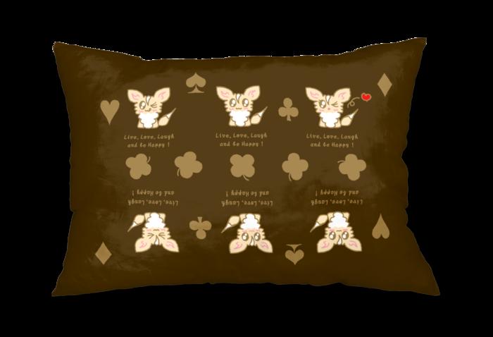 枕カバー - 43x63cm - 両面27